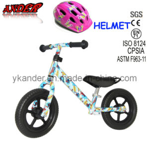 12′′ Aluminum Kids Running Bike/Balance Bike with Helmet (AKB-AL-1202)