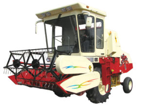 4LZ-2.6 Wheat and Corn Combine Harvester