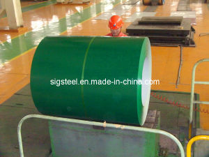 Prepainted Galvanized Steel Coil (Zinc coating: 80G/M2-275G/M2)