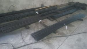 Cold Drawn Straightening Steel Wire Steel Products