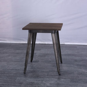 China Guangdong Matte Square Replica Tolix Table (SP-RT616) pictures & photos