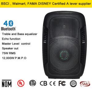 15inch Party Speaker 300W PRO Audio Karaoke Bluetooth Speaker M6015bt