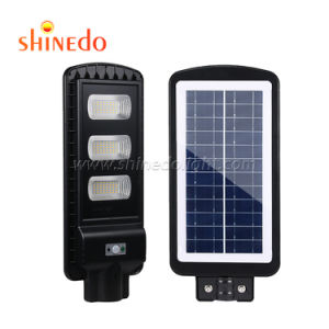 IP67 Outdoor Waterproof LED Light Lamp Solar Motion Sensor Street Lighting