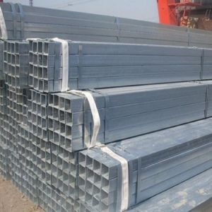 Rectangular Steel Pipe (thickness 2mm-25mm) pictures & photos