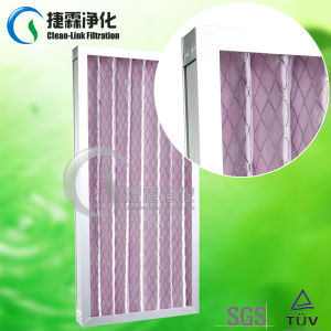 Foldaway Paper Frame Filter Mesh pictures & photos