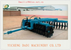 Agriculture Machinery Hydraulic Trailed Disc Harrow for Tractor pictures & photos
