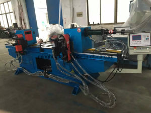 Hydraulic Double Head Pipe Bending Machine (SW50) pictures & photos