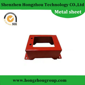 Precision Sheet Metal Fabrication Stamping with Auto Part pictures & photos