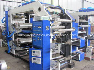 Yb-41000 Flexographic Printing Machine with EPC with Tension Controller