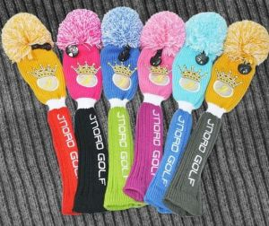 Golf Pompom Headcover