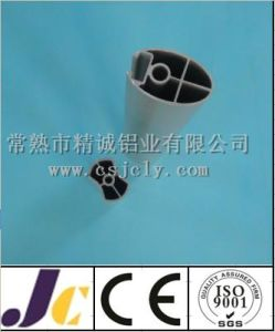 6063t5 Customized Aluminium Profile, Sliver Anodized Aluminium (JC-C-90013) pictures & photos