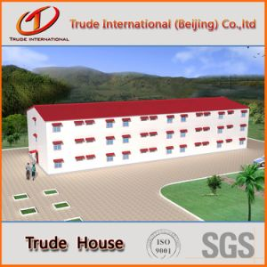 Customized Light Gauge Steel Structure Modular Building/Mobile/Prefab/Prefabricated Building pictures & photos