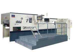 Auto Foil Stamping and Die Cutting Machine