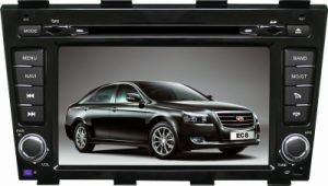 Touch Screen Special Car DVD Player for Geely Emgrand Ec8 with Bluetooth, GPS Navigation (LZT-8733)