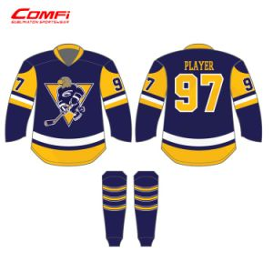 China Sublimation Ice Hockey Jerseys 08feb0deabd