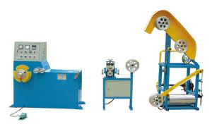 High Speed Automatic Traverse Coiling Machine