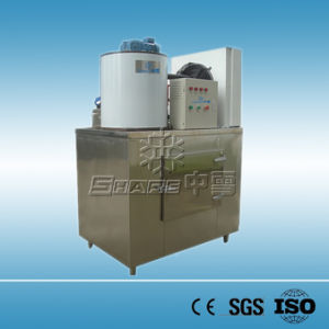 Commercial Flake Ice Machine for Food Processing 0.5t/Day
