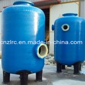 Food Grade Safe and Sanitary FRP Water Pressure Tank pictures & photos
