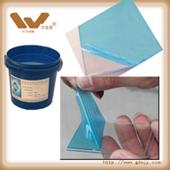 Peelable Ink for Touch Panel, Glass