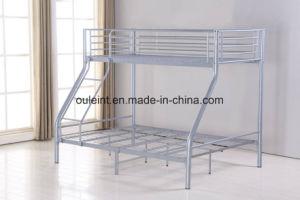 China Metal Bunk Bed Three Sleepers Metal Trio Bunk Bed China Bunk