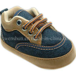 Classic Board Shoes for Boys Wd-446