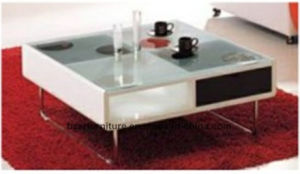 Living Room Furniture Coffee Table MDF with High Gloss (SC-5171)