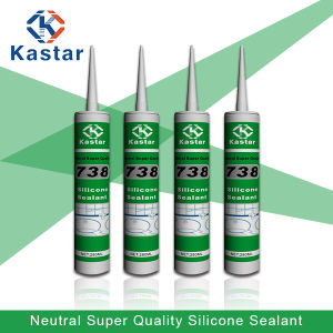 Good Cheap Adhesives Sealant Silicone (Kastar738) pictures & photos