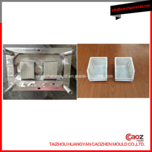 Hot Selling/Two Cavity Plastic Injection Bin Mould