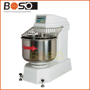Stainless Steel Bowl Spiral Mixer for Dough Mixing