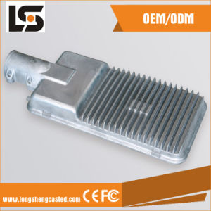 Aluminum Die Casting LED Empty Body Parts for Street Light