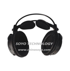 2.4G Digital Wireless Headphone (Battery) pictures & photos