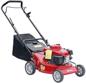 Honda 5.5HP 19inch Hand Push Gasoline Lawn Mower, Hand Push Lawn Mower, China Lawn Mower (LZ19GTZHD55) pictures & photos
