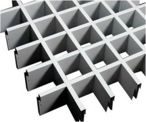 Grid/Open Cell Aluminm Ceiling for Interior