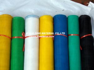 China Plastic / PE Insect Window Screen Fly Screen - China