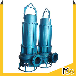 Hydraulic Agitator Centrifugal Submersible Slurry Pump for Dredging pictures & photos