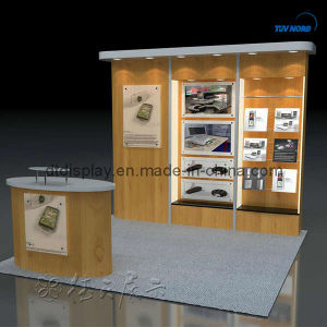 China Wooden Portable Exhibition Booth Stand Design Ab