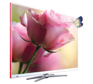 "Metal Cover 32"" and 42"" FHD LED TV with USB, HDMI, WiFi"