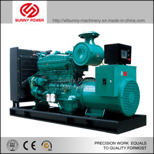 Cummins Silent Diesel Generator for Heavy Duty Industrial Use pictures & photos