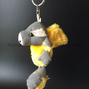 Ce En13356 Kid Reflective Soft Toy Pig for Bag Hanger pictures & photos