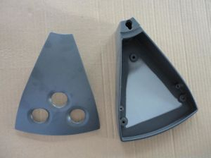 Aluminum Die Casting High Power Newest Design LED Street Light Parts pictures & photos