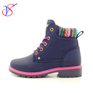 2017 New Injection Men Women Safety Working Work Boots Shoes (SVWK-1609-013 BLUE)