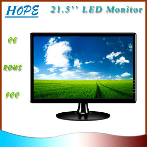 "1920*1080 High Resolution 21.5"" LED Monitor pictures & photos"