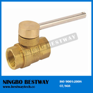Brass Magnetic Lockable Valve pictures & photos