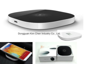 Wireless Mobile Charger, Wireless Charging Pad for Phone (M2) pictures & photos