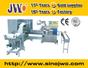 Single Packing Wet Napkin Making Machine (JWC-SZJ-DP) pictures & photos