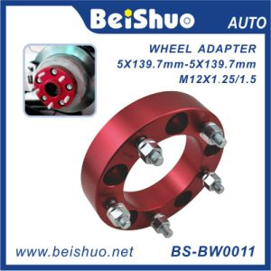 1 Inch Thick 5 Holes PCD5X5.5 Aluminum Alloy Wheel Adapter pictures & photos