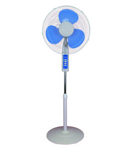 Stand Fan with Light Electric Fan Home Stand Fan pictures & photos