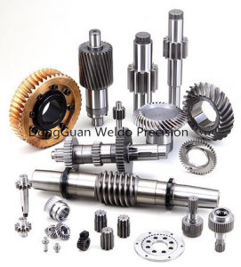 Precision Casting Cast Iron Steel Cast Bevel Gear pictures & photos