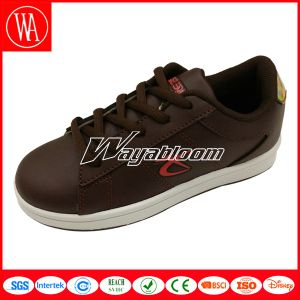 Lace-up Children Casual Shoes with Comfort Style