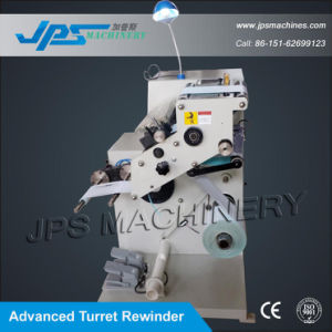 320mm Label Roll Automatic Slitter with Turret Rewinder pictures & photos